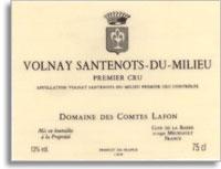2010 Domaine des Comtes Lafon Volnay Santenots-du-Milieu