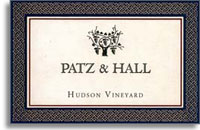 2011 Patz & Hall Wine Company Chardonnay Hudson Vineyard Carneros