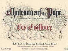 2007 Les Cailloux Chateauneuf-du-Pape