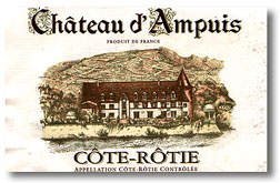 2010 E. Guigal Cote Rotie Chateau d'Ampuis