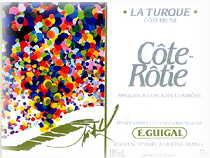 1997 E. Guigal Cote-Rotie La Turque