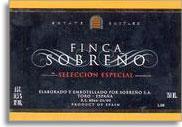2008 Finca Sobreno Seleccion Especial Toro