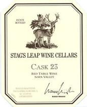1997 Stag's Leap Wine Cellars Cabernet Sauvignon Cask 23 Napa Valley