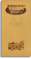 2012 Reignac Grand Vin De Chateau Reignac Bordeaux Superieur