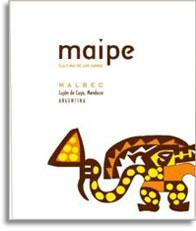 2010 Maipe Malbec