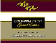 2000 Columbia Crest Winery Cabernet Sauvignon Grand Estates Columbia Valley