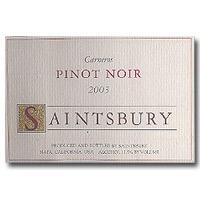 2010 Saintsbury Pinot Noir Carneros
