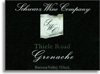 2010 The Schwarz Wine Company Grenache Thiele Road Barossa Valley