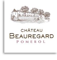 2010 Chateau Beauregard Pomerol