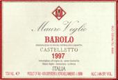 2010 Mauro Veglio Barolo Castelletto
