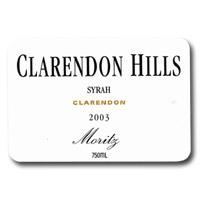 2010 Clarendon Hills Syrah Moritz Clarendon