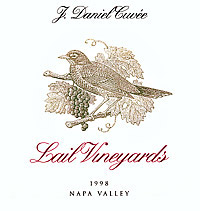 2007 Lail Vineyards J Daniel Cuvee Cabernet Sauvignon Napa Valley
