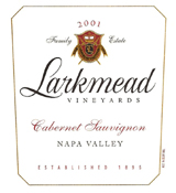 2006 Larkmead Cabernet Sauvignon Estate Napa Valley