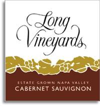 2003 Long Vineyards Cabernet Sauvignon Estate Napa