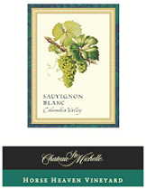 2010 Chateau Ste. Michelle Sauvignon Blanc Horse Heaven Vineyard Columbia Valley