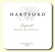 2013 Hartford Family Wines Zinfandel  Russian River Valley