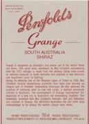 2010 Penfolds Wines Grange South Australia