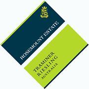 Vv Rosemount Estate Traminer Riesling