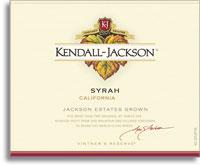 2006 Kendall-Jackson Syrah Vintner's Reserve California
