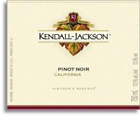 2013 Kendall-Jackson Pinot Noir Vintner's Reserve California