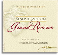 2012 Kendall-Jackson Cabernet Sauvignon Grand Reserve Sonoma County