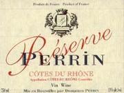 Vv Domaine Roger Perrin Cotes Du Rhone Reserve