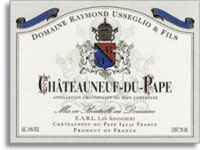 2008 Domaine Raymond Usseglio & Fils Chateauneuf-du-Pape Cuvee Girard