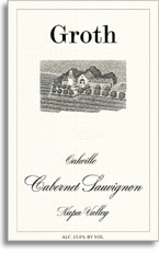 2011 Groth Vineyards & Winery Cabernet Sauvignon Oakville