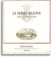 2005 Tenuta dell'Ornellaia Le Serre Nuove Bolgheri Rosso