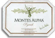 2008 Montes Syrah Alpha Apalta Vineyard Colchagua Valley
