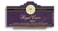 2001 Gloria Ferrer Brut Royal Cuvee Carneros