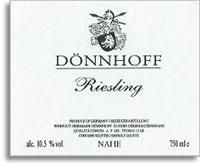 2012 Donnhoff Riesling Estate