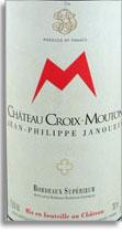 2009 Croix Mouton Bordeaux Superieur