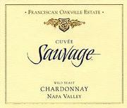 2008 Franciscan Chardonnay Cuvee Sauvage Carneros Napa Valley