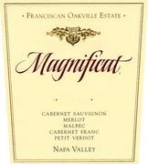 2010 Franciscan Meritage Red Magnificat Napa Valley
