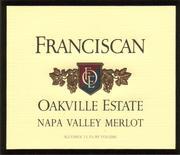 Vv Franciscan Merlot Napa Valley