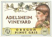 2012 Adelsheim Pinot Gris Willamette Valley