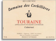 2010 Domaine Des Corbillieres Touraine Rouge