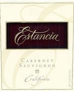 2002 Estancia Cabernet Sauvignon California