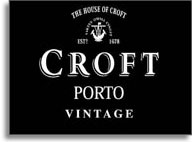 1991 Croft Vintage Port