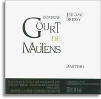2007 Domaine Gourt De Mautens Rasteau