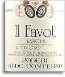 2006 Aldo Conterno Nebbiolo Il Favot Langhe