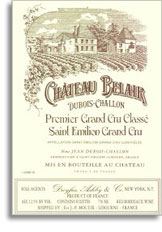 2004 Chateau Belair Saint-Emilion