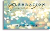 2010 Evening Land Vineyards Gamay Celebration Eola-Amity Hills