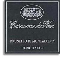 2010 Casanova di Neri Brunello di Montalcino Cerretalto