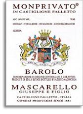 2000 Giuseppe Mascarello Barolo Monprivato
