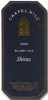 2010 Chapel Hill Winery Shiraz