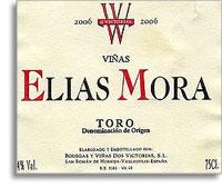 2009 Bodegas Y Vinedos Dos Victorias Elias Mora Toro