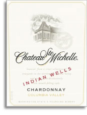 2010 Chateau Ste. Michelle Chardonnay Indian Wells Columbia Valley