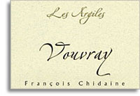 2009 Francois Chidaine Vouvray Les Argiles